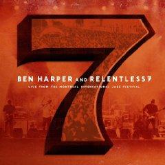 BEN HARPER AND RELENTLESS7 live from the Montreal jazz festival